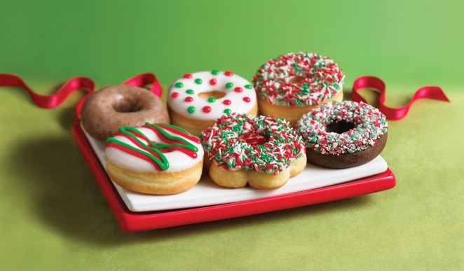 TIM HORTONS INC. - Tim Hortons Kicks Off a Tasty Festive Season