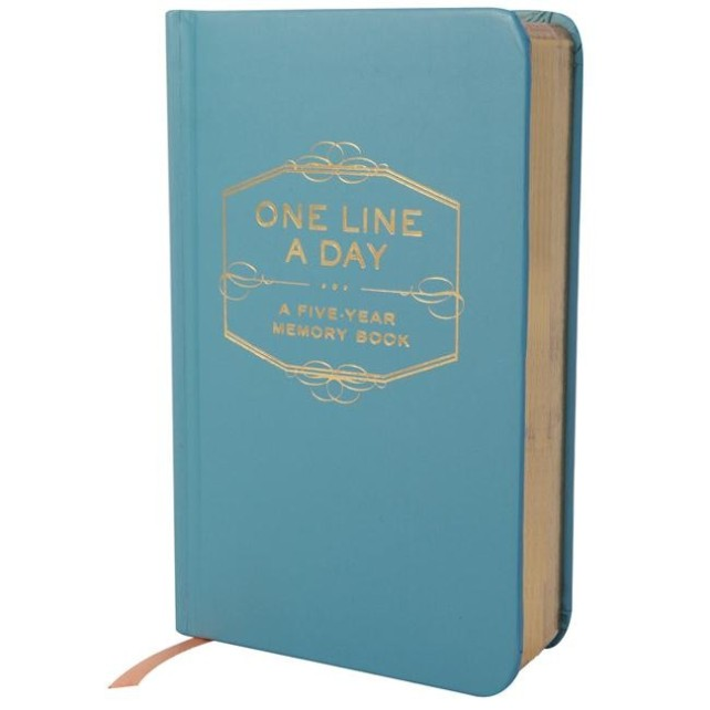 one_line_a_day_-_five_year_memory_book