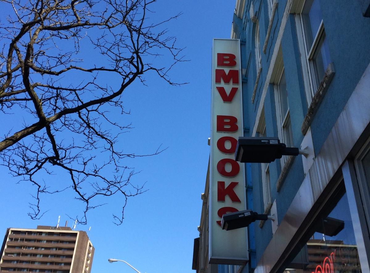BMV Books: livros bons e baratos em Toronto