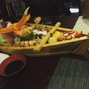 Naru Restaurante - Lembranças da Gabi Blog