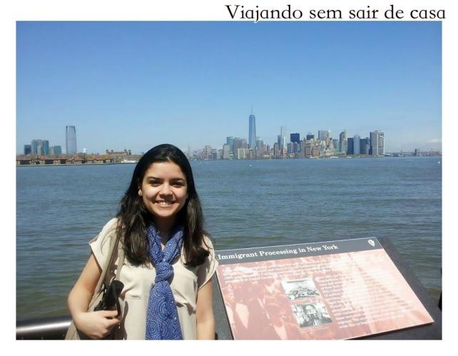 Nova York - Lembranças da Gabi Blog