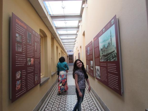 Conhecendo o Museu da Língua Portuguesa.