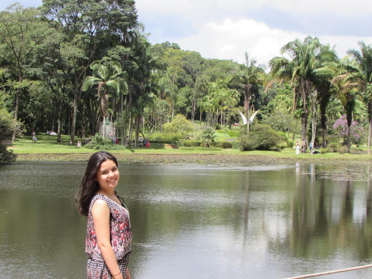 Jardim Botânico de São Paulo: lindo e cercado pela natureza